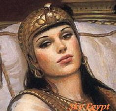 Ancient Pharaonic civilization: Rejection of the Queen Cleopatra