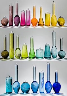 Archive of DNA Specimens by Louis Thompson