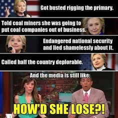 11/21/16 - Democrats are still confounded… – Liberal Logic 101