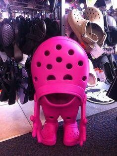 Cool Crocs..
