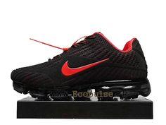 reputable site fd9a3 57401 Nike Air Vapormax 2018 Nouveau Chaussures de sport Hommes Noir rouge-Voir  aussi baskets Nike Pas Chere pour homme, femme et enfant sur Babbix.FR.