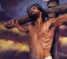 He gave it all for all of us