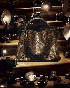 Need to add this to my Louis family - louis vuitton python artsy.