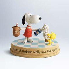 "Wish list - Hallmark Peanuts ""Kindness"" Figurine"
