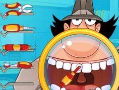 Inspectorul Gadget la Dentist