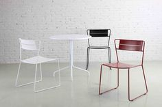 Transit outdoor chair - Mad Furniture Design
