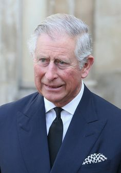 Prince Charles, Prince of Wales leaves a memorial service for Sir David Frost at Westminster Abbey on March 13, 2014 in London, England.