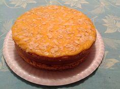 Pastel sueco de almendras Ana Lucina Caracas Ramirez – Recetas Itacate
