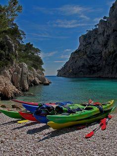 500px / Photo Kayaks by Michel Romaggi