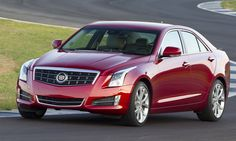 The 2013 Cadillac ATS