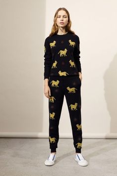 Seven cool cashmere brands to wrap yourself in this winter: Chinti and Parker A cult favourite for a reason, Chinti and Parker's cashmere selection is beyond — and their new astrological sweaters make the perfect autumn gift to yourself. Go on, we dare you.