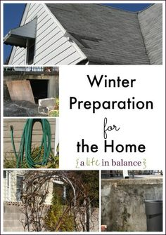 Prepping Your Homestead For Winter Homesteading  - The Homestead Survival .Com Winter House, Home Management, Home Renovation, Home Remodeling, Kitchen Remodeling, Bathroom Renovations, Winter Hacks, Winter Tips, Home Security Systems