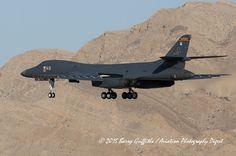 "Rockwell B-1B Lancer USAF 85-0066 ""No Antidote II"" 37th BS ""Tigers"" 28th BW, Ellsworth AFB, SD"