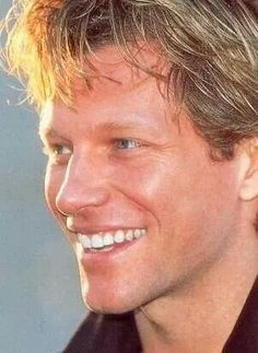 Jon Bon Jovi - What a smile
