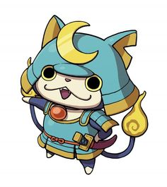 Shogunyan (Bushinyan) - Yo-Kai Watch  #yokaiWatch #youkaiWatch http://yokaiwatch.wiki-list.review/shogunyan-bushinyan/