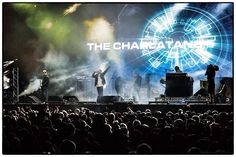 The Charlatans  Clemens Mitscher Rock & Roll Fine Arts