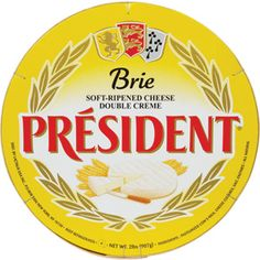 president cheese