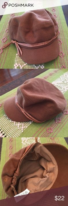 Great hat to add a little style to your wardrobe. Cute Athleta hat. Worn one time. Athleta Other