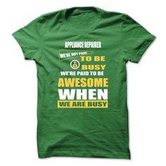 appliance repairer T Shirt, Hoodie, Sweatshirt