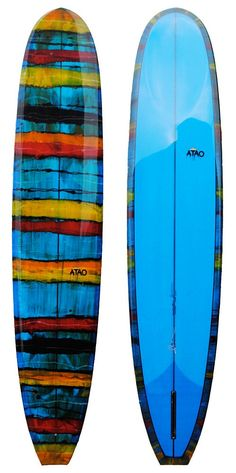 The Daily Surf Board | 2 Surfboards highlight everyday : Photo