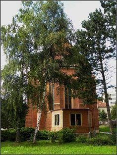 ADAMOV - kostel sv Barbory