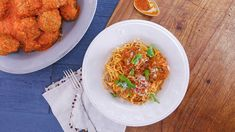 Beef and Pork Meatballs with Tomato-Fennel Sauce Recipe : Rachael ray