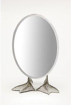 Silver Duck Mirror by David Dear ($50-100) - Svpply