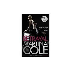Betrayal (Hardcover) (Martina Cole)