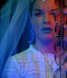 Romy Schneider in archive footage from L'Enfer (1964, dir. Henri-Georges Clouzot)