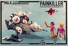 Mercenary 'PainKiller' PKMS Ausf. K | Flickr - Photo Sharing!