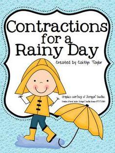 Contractions- Rainy Day