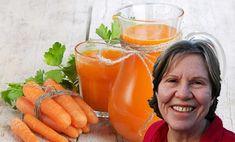 Esta mulher se curou de câncer em metástase apenas consumindo suco de cenoura | Cura pela Natureza.com.br