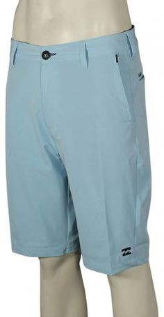 Billabong Crossfire Solid PX Hybrid Shorts - Coastal