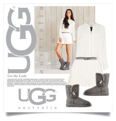 """""""Boot Remix with UGG : Contest Entry"""" by prim-263 ❤ liked on Polyvore featuring UGG Australia, Derek Lam, 3.1 Phillip Lim and Miu Miu"""
