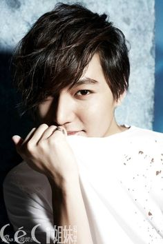 Lee Min Ho – Ceci Magazine June Issue '12