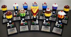 The sweetest trophies EVER ! | FIRST® LEGO® League Blog