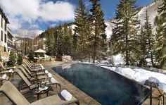 Vail Cascade Resort and Spa in Vail, Colorado