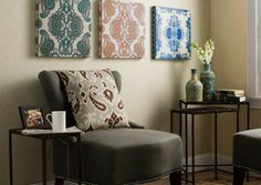 A Pop of Paisley - Patterned Accents & Decor - Ends 6/8