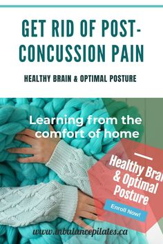 Yoga Workouts, Fitness Exercises, Pilates Workout, At Home Workouts, Symptoms Of Concussion, Post Concussion Syndrome, Foods For Brain Health, Healthy Brain, Brain Injury Recovery