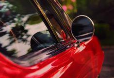 Alfa Romeo Montreal (RHD)