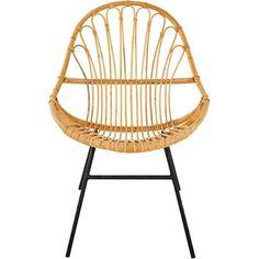 chaise osier métal - Recherche Google