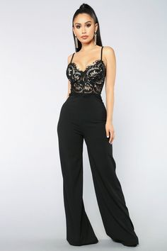 Prom jumpsuit, black jumpsuit outfit, black lace jumpsuit, dressy shorts, b Black Jumpsuit Outfit, Black Lace Jumpsuit, Formal Jumpsuit, Fashion Nova Jumpsuit, Romper Outfit, Homecoming Jumpsuit, Navy Jumpsuit, Jumper Outfit Jumpsuits, Lace Blazer