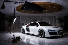 Audi R8 Widebody by Couture Customs by Couture Customs in Scottsdale AZ . Click to view more photos and mod info.