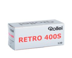 Rollei Retro 400S is a high-speed black and white film with a nominal sensitivity of ISO 400/27°. Retro 400S is a completely reliable partner in changing light conditions. It can be used as both an all-round film and as a film for...