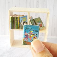 Lot 8 Wooden Book Cartoon Series Ready to sale on Ebay Now ^^ ❤❤❤❤❤❤❤❤ ...... #Halloween #Chocolates #sweet #Cake #Bakery #Cafe #Dessert #DollhouseMiniature #Miniature #Clay #ClayFood #DollhousesMiniatures #MiniatureFood #FakeFood #MiniatureSupply #MiniatureDecor #MiniatureShop #rement #Barbie #toy #doll #Ebay #AllThaiHandmade #ThaiMiniatureStore