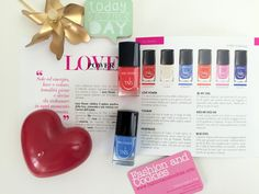 TNS Cosmetics Love Power collection on Fashion and Cookies