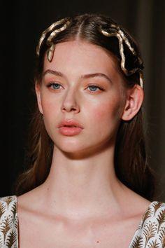 Lauren de Graaf at Valentino