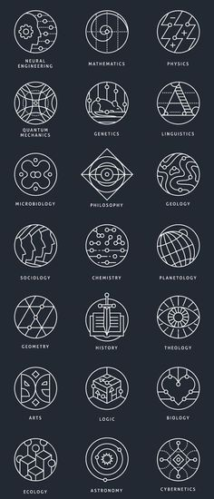 Sciences on Behance: