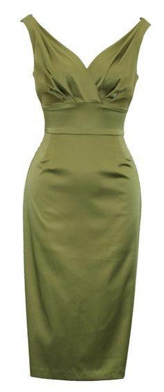 Elegant Party Dress, love the style Elegant Party Dresses, Trendy Dresses, Fashion Dresses, 1950s Fashion, Vintage Fashion, Vintage Dresses, Vintage Outfits, Vestidos Retro, Mode Glamour