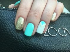 Gold Disco - Mint - Strong White